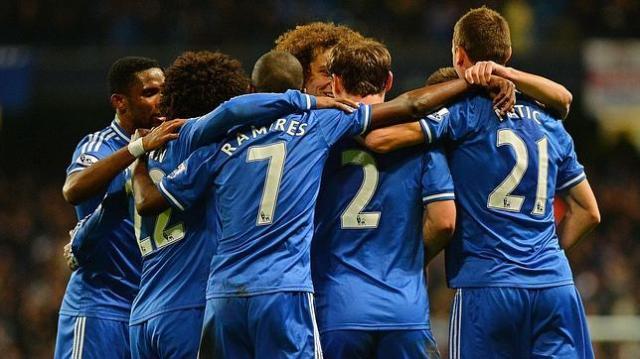 El Chelsea gana